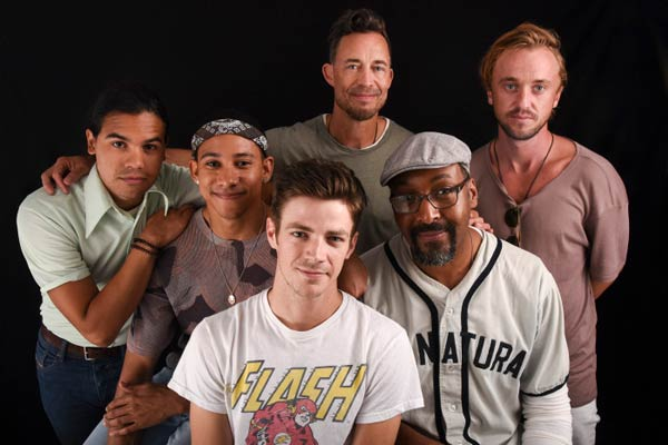 The Flash au Comic-Con