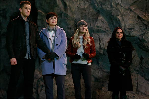 Once Upon a Time saison 5 partie 2
