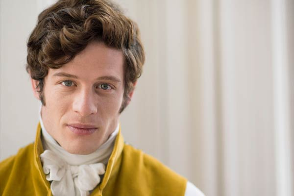 James Norton pour BBC One