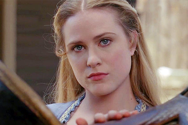 Westworld Saison 1 (Evan Rachel Wood)