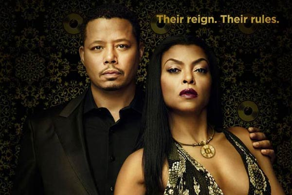 Empire Saison 3 : Lucious et Cookie