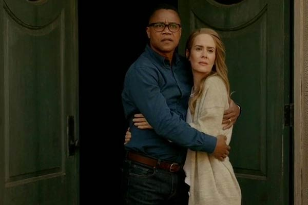 American Horror Story Roanoke Saison 6 Episode 2 - American Horror Story: Roanoke – Dans les bois (6.02)