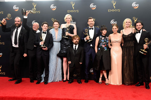 Game of Thrones Emmy Awards