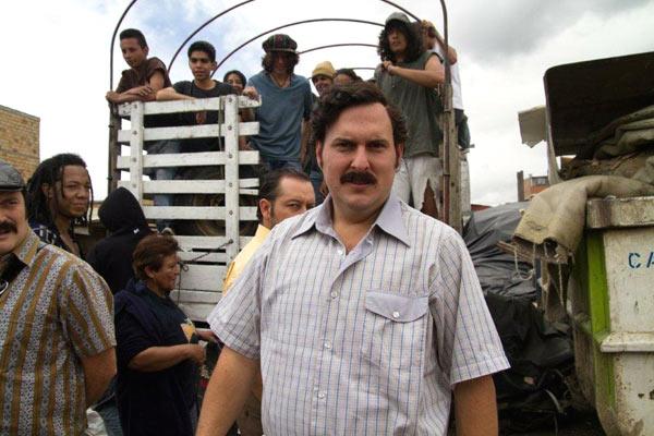 Pablo Escobar, Patron du Mal