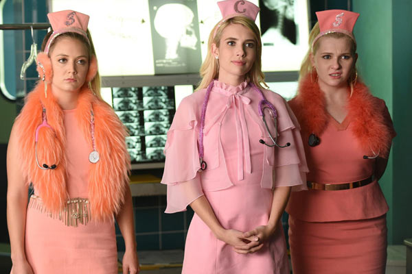 Scream Queens Saison 2 Episode 1 - Scream Queens est de retour, mais aurait dû s'abstenir