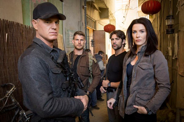 The Last Ship Saison 3 1 - The Last Ship Saison 3 : Cap vers l'Asie