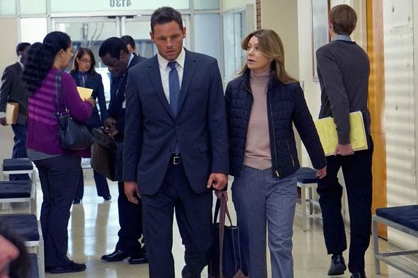 greys anatomy saison 13 episode 2 - Grey's Anatomy : Affronter les conséquences (13.02)