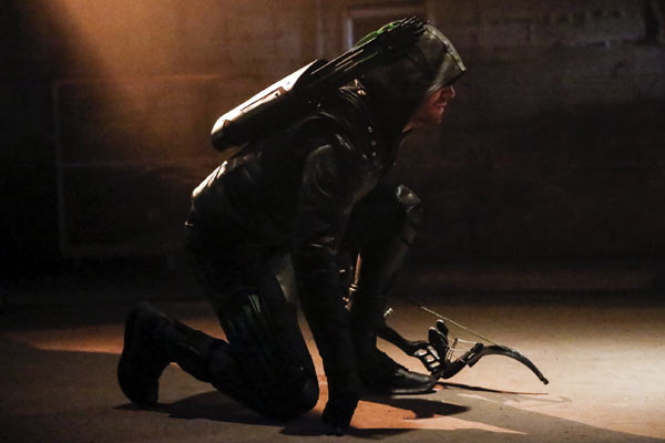 Arrow Saison 5 Episode 1 - Arrow : Besoin de changer (5.01)