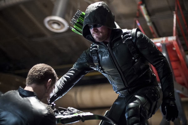 Arrow Saison 5 Episode 3 - Arrow : Une question de confiance (5.03)