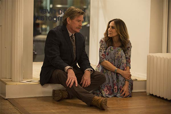 Divorce saison 1 avec Sarah Jessica Parker et Thomas Haden Church