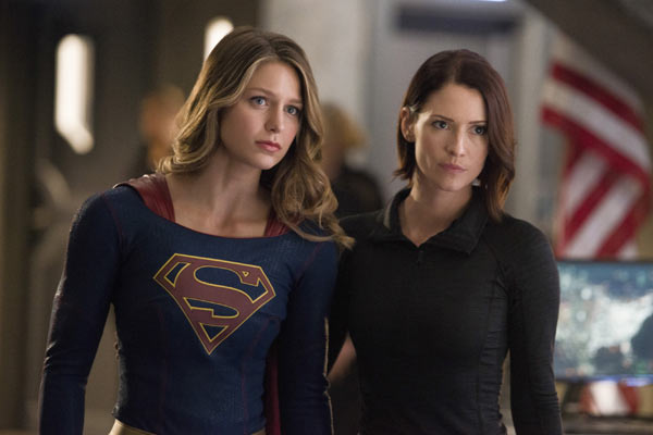 Supergirl Saison 2 Episode 1