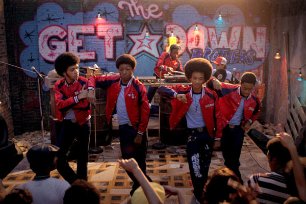 The Get Down Saison 1