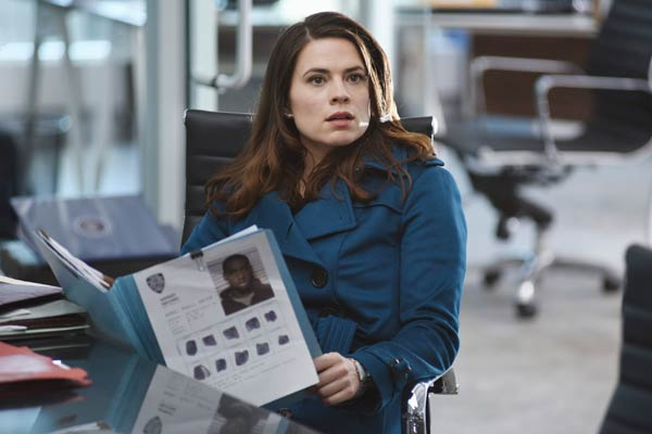 Conviction Saison 1 Episode 1
