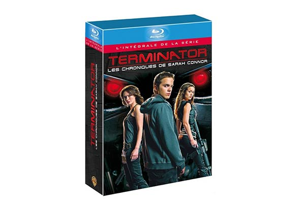 Sarah Connor Chronicles Blu-ray