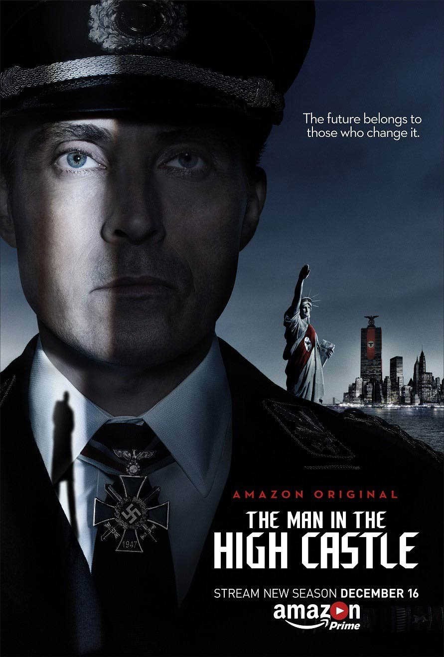 the man in the high castle saison 2 poster 3 - Une série d'affiches pour The Man in The High Castle saison 2 à moins de 2 mois du lancement
