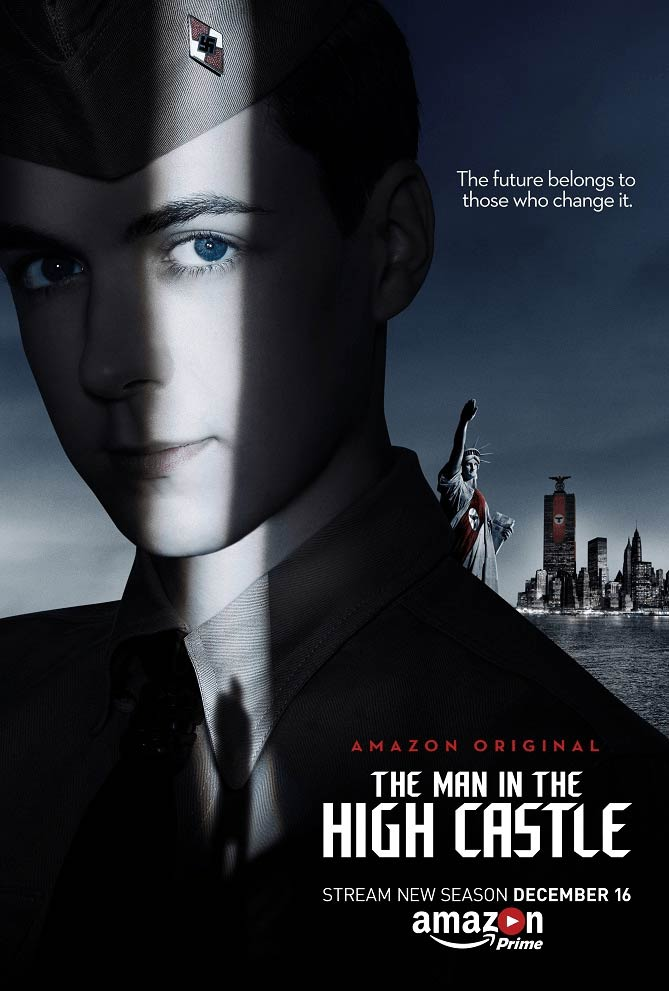 the man in the high castle saison 2 poster 7 - Une série d'affiches pour The Man in The High Castle saison 2 à moins de 2 mois du lancement
