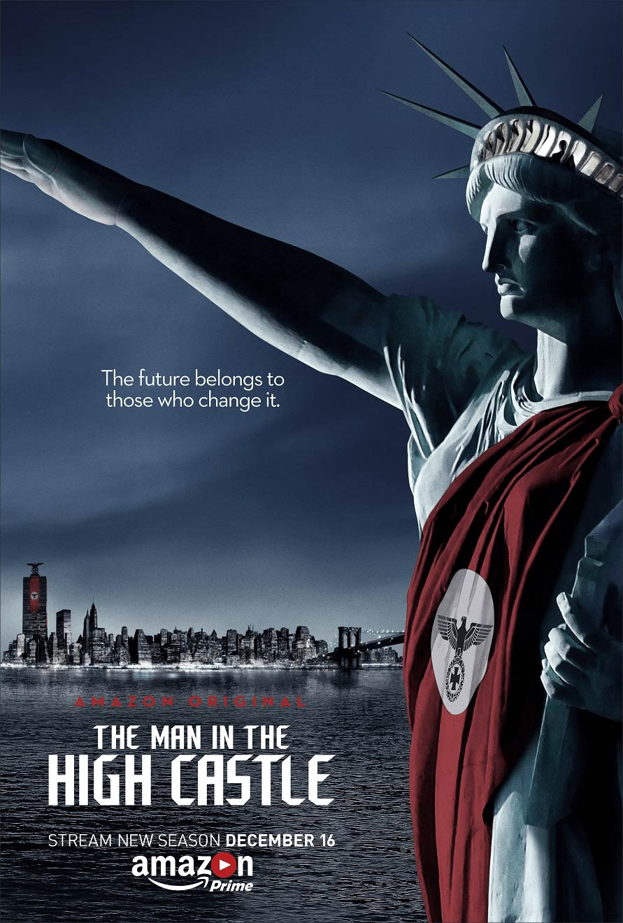 the man in the high castle saison 2 poster 9 - Une série d'affiches pour The Man in The High Castle saison 2 à moins de 2 mois du lancement