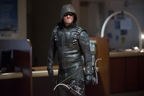 Arrow Saison 5 Episode 7 - Arrow : Tuer ou ne pas tuer ? (5.07)