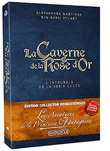 La Caserne de la Rose d'or en DVD