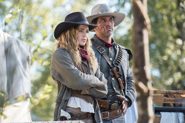 Legends of Tomorrow Saison 2 Episode 6 - Legends of Tomorrow : Retour au Far-West (2.06)