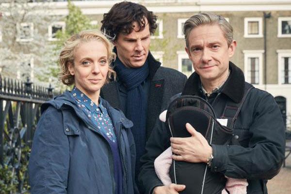 Sherlock Saison 4 Group Promo - En attendant la saison 4 de Sherlock, voici 7 nouvelles photos promotionnelles