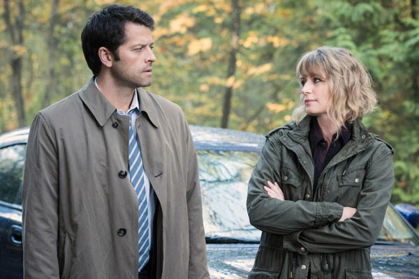 Supernatural Saison 12 episode 9 - Supernatural : Prisonniers du gouvernement (12.09)