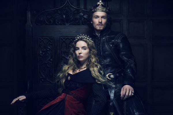 the white princess promo - The White Princess : La suite de The White Queen avec Jodie Comer débute ce soir sur Chérie 25