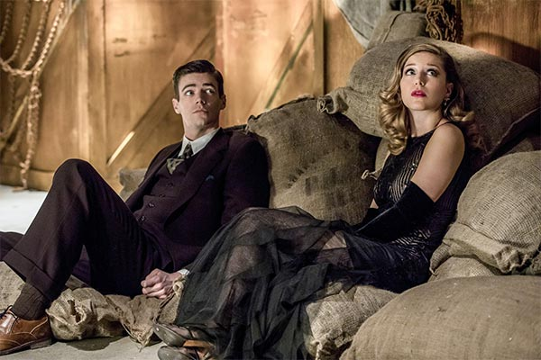 the flash saison 3 episode 17 - The Flash : Duo musical avec Supergirl (3.17)