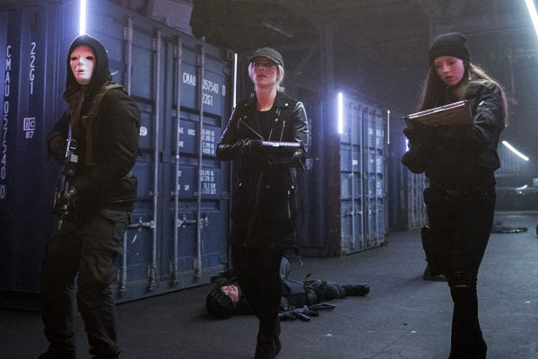 Arrow Saison 5 Episode 19 - Arrow : Le choix de Felicity (5.19)