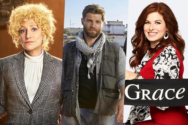 NBC trailers - The Brave, Law & Order: True Crime et Will & Grace : Des trailers pour les nouveautés NBC de la rentrée