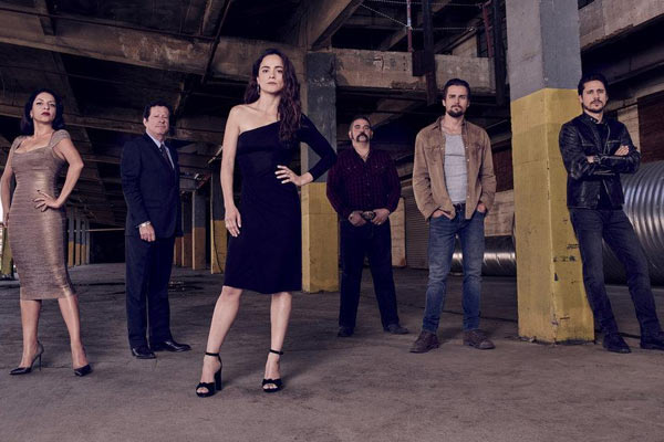 Queen of the South Saison 2 Group Photo - Queen of the South Saison 2 : Teresa entre en guerre contre le cartel aujourd'hui sur USA Network