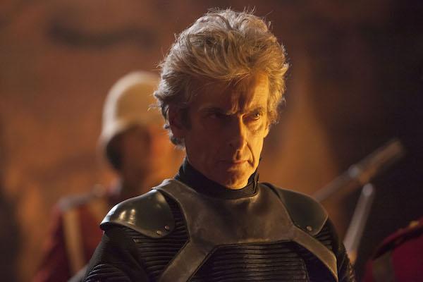 doctor who saison 10 episode 9 - Doctor Who: Mars attaque! (10.09)