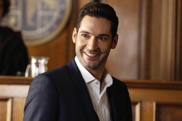 lucifer saison 2 partie 2 tom ellis - 10 incarnations du Diable dans les séries TV, de Lucifer Morningstar à Sabrina