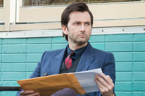 david tennant jessica jones - David Tennant à la tête de Good Omens et de retour dans Jessica Jones